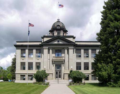 Rosebud County Courthouse